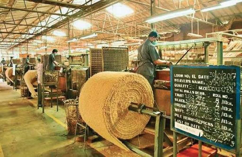 Coir industry
