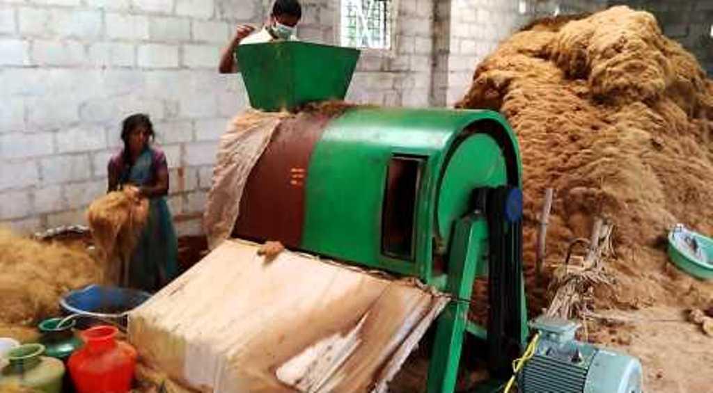 Coir mills