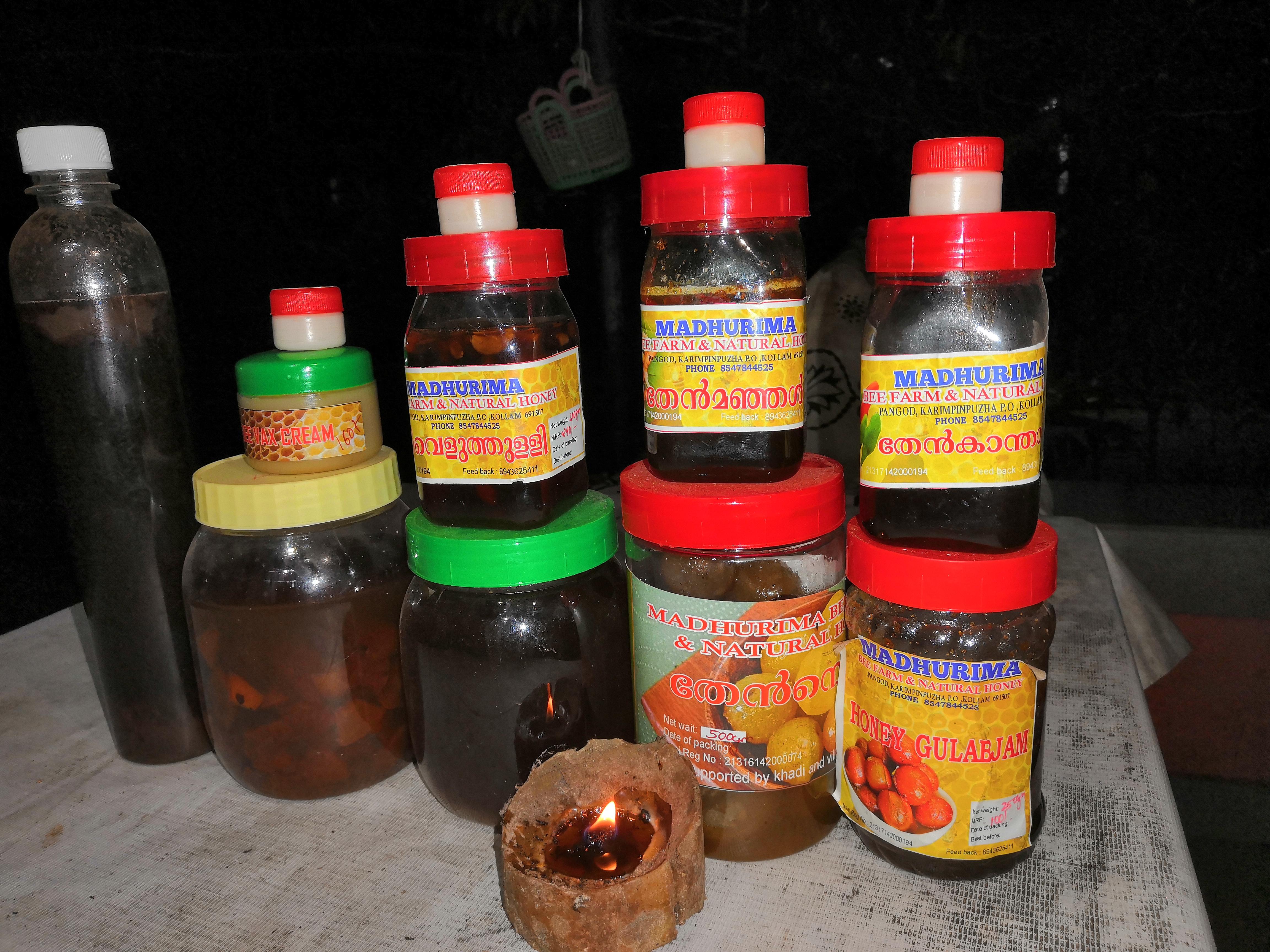 Madhurima Natural Honey