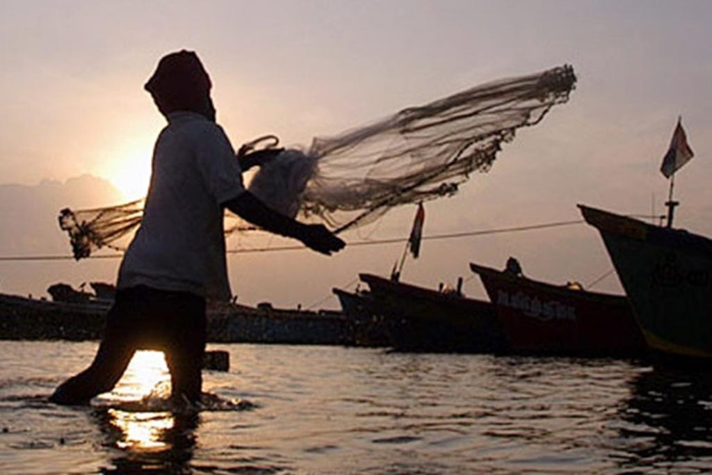 Inland-fishing