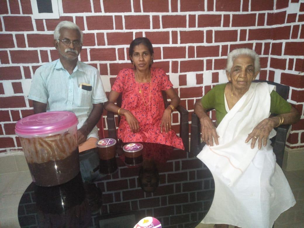 Ashokan and family