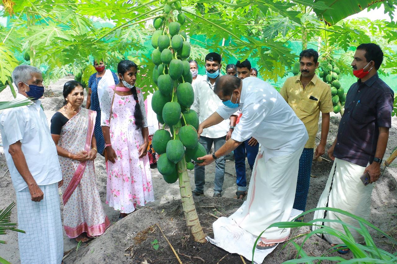 Satish-Farmer