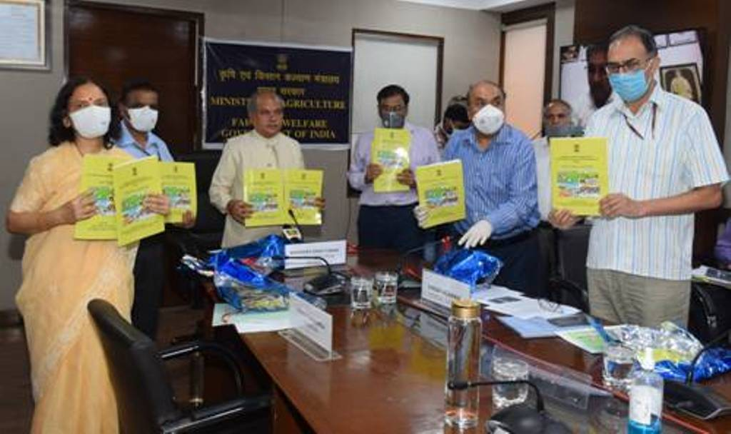 The Welfare Minister issues  booklet on the new operational guidelines