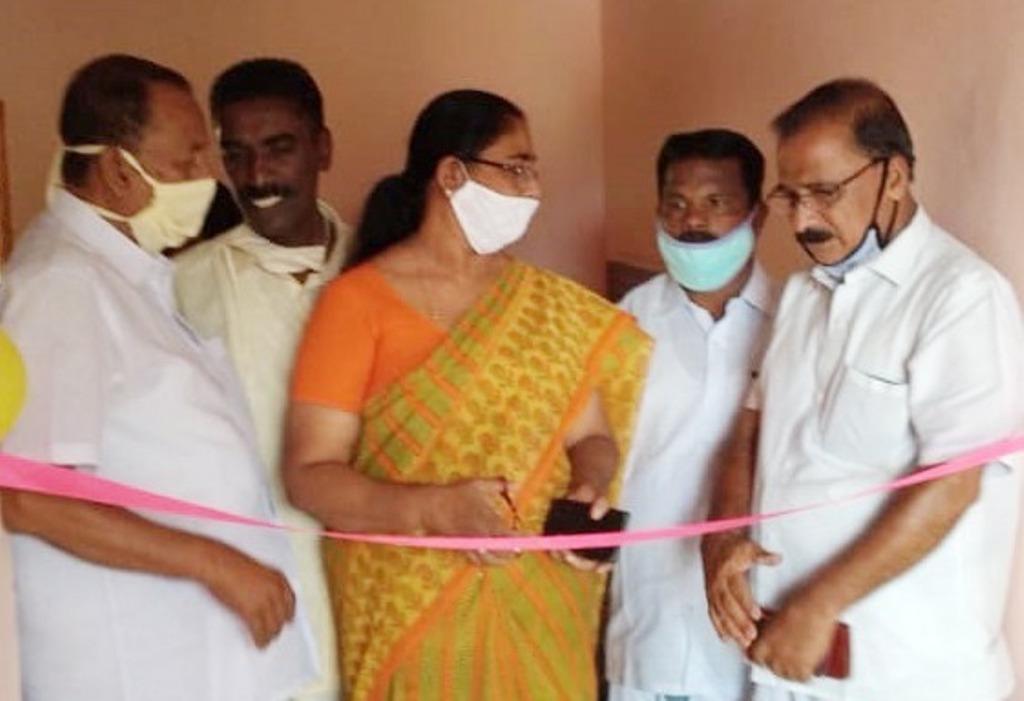 Inaugration of Edathwa Krishi Bhavan new building