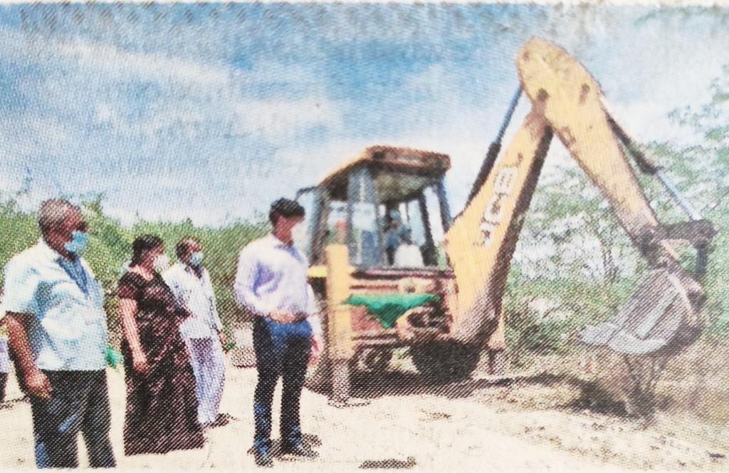 Fallow to fertile scheme began in Thoothukkudi