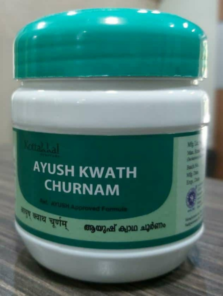 Ayush Kwath Churnam