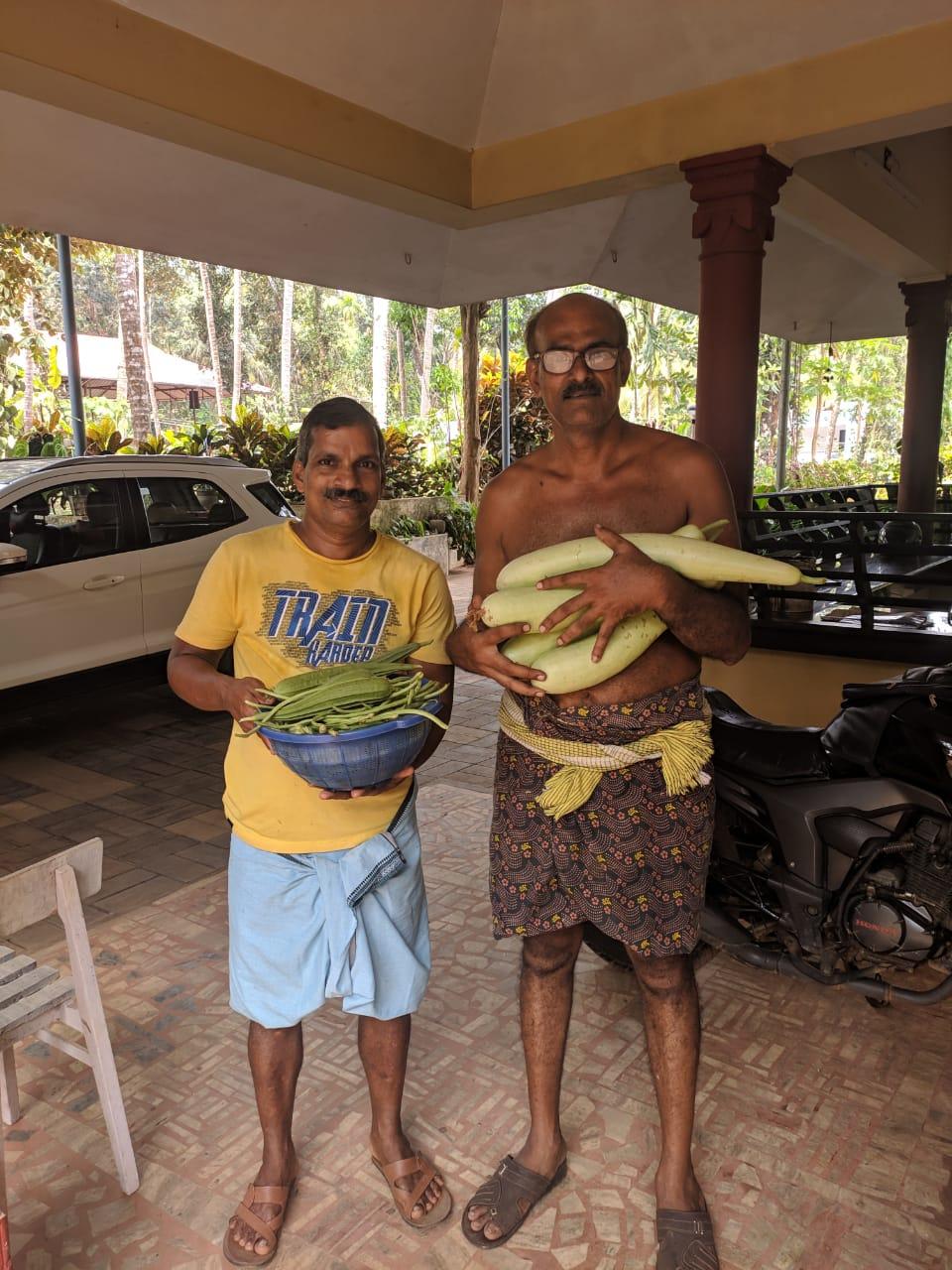 Keshavan Mash and Murali