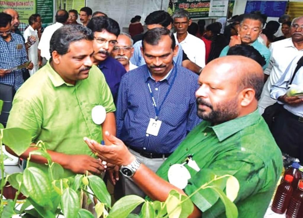 withMinister VS Sunilkumar