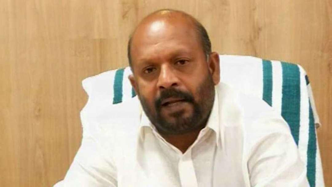Agriculture Minister- V S Sunil Kumar