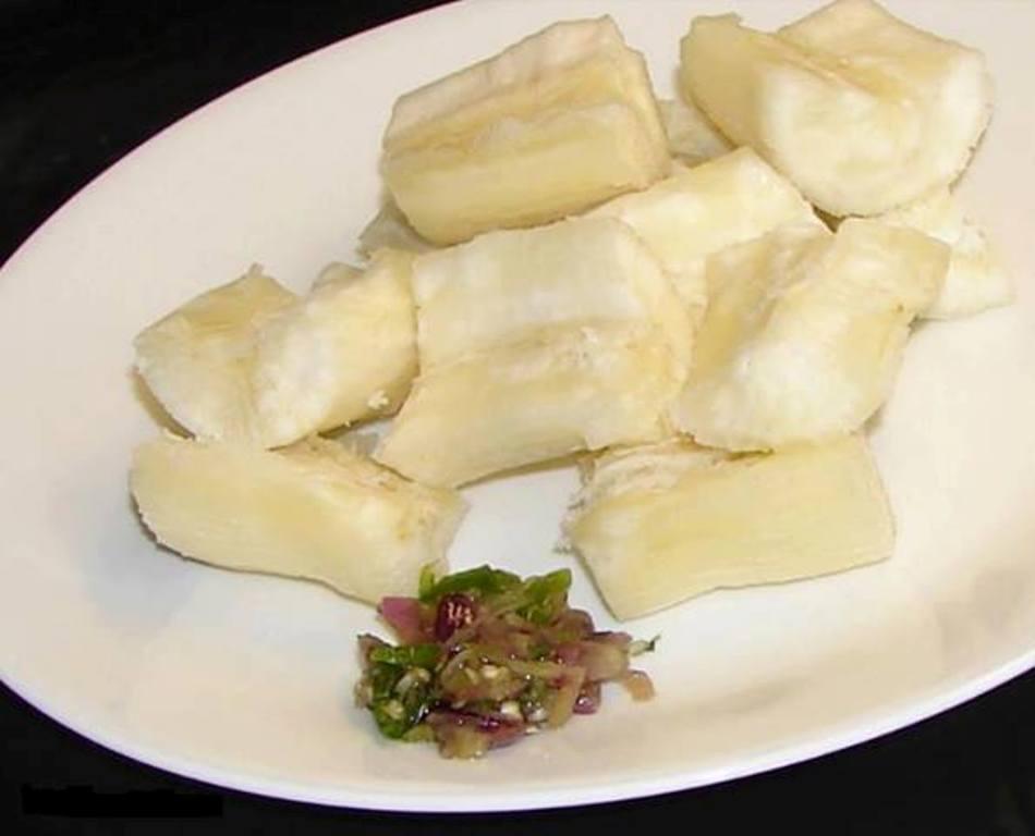 tapioca as food