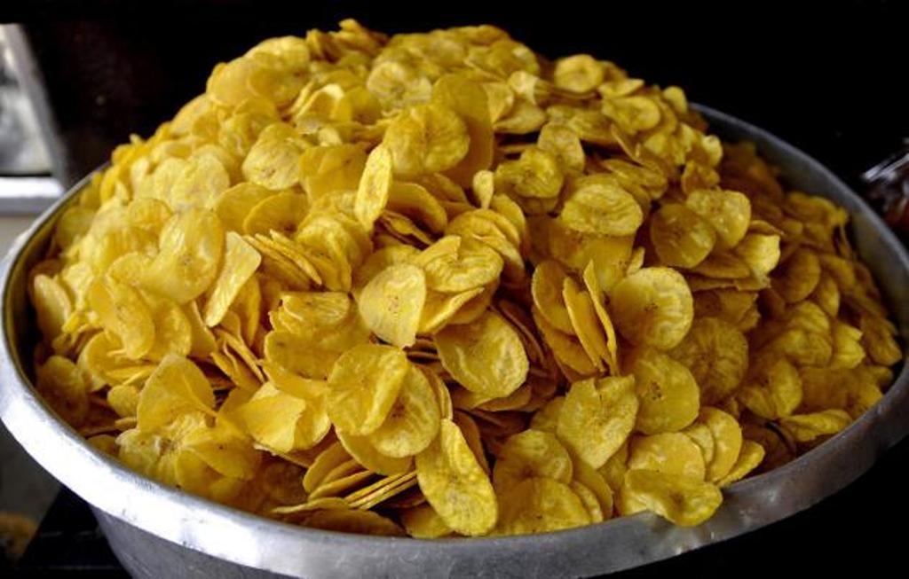 banana chips- upperi