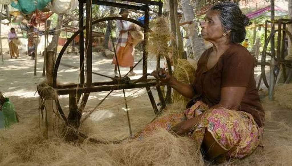 coir worker