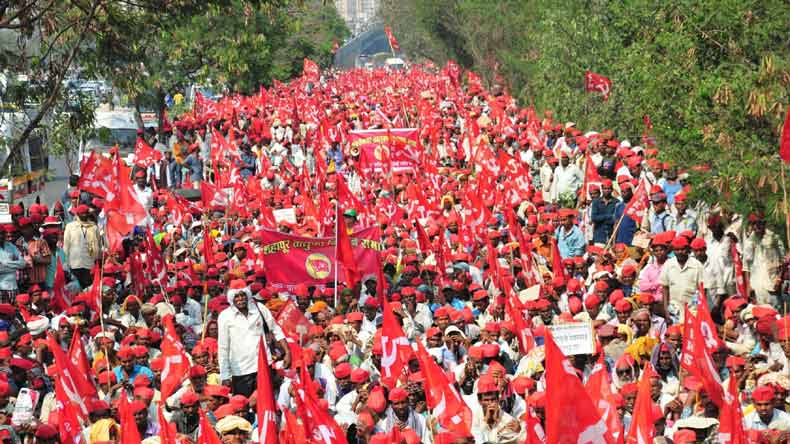 parliamentary march