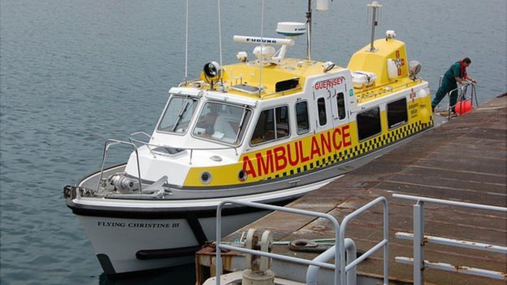 marine ambulance