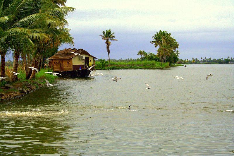 kerala boathouse
