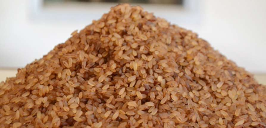 Palakkadan matta rice