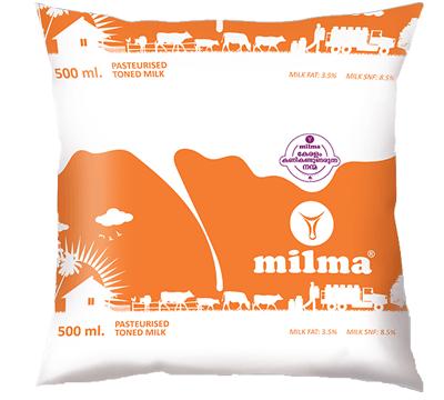 milma pasturized milma