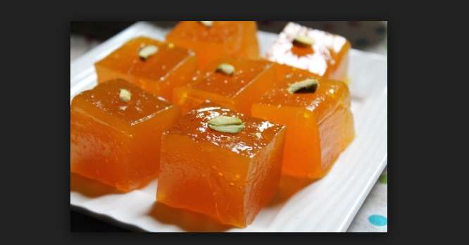 passion fruit halwa