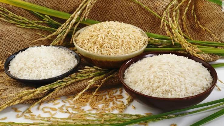 rice export